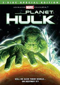 Planet Hulk (Special Edition) - (Region 1 Import DVD)