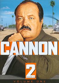 Cannon:Season Two Two Pack - (Region 1 Import DVD)