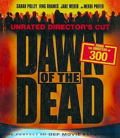 Dawn of the Dead (Director's Cut) - (Region A Import Blu-ray Disc)