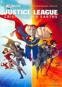 Justice League:Crisis on Two Earths - (Region 1 Import DVD)