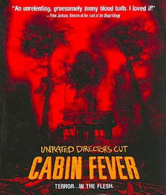 Cabin Fever - (Region A Import Blu-ray Disc)