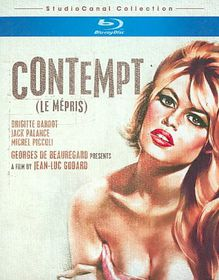 Contempt - (Region A Import Blu-ray Disc)