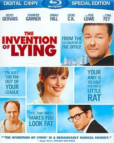 Invention of Lying - (Region A Import Blu-ray Disc)