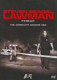 Steven Seagal:Lawman:Complete Ssn 1 - (Region 1 Import DVD)