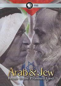 Arab & Jew:Return to the Promised Lan - (Region 1 Import DVD)