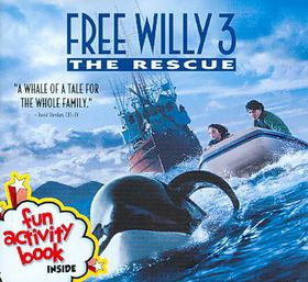 Free Willy 3 - (Region 1 Import DVD)