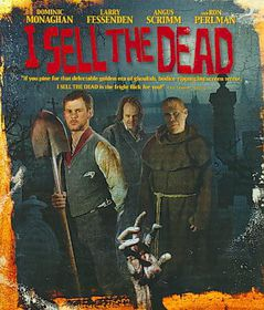 I Sell the Dead - (Region A Import Blu-ray Disc)