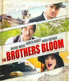 Brothers Bloom - (Region A Import Blu-ray Disc)