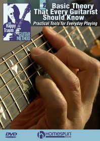 Basic Theory That Every Guitarist Should Know Vol. 2 - (Import DVD)