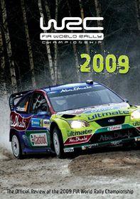 WRC World Rally Championship 2009 DVD (2 Disc)