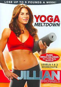 Jillian Michaels:Yoga Meltdown - (Region 1 Import DVD)