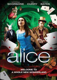 Alice - (Region 1 Import DVD)