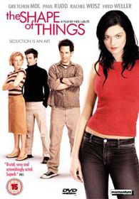 Shape Of Things  (Import DVD)
