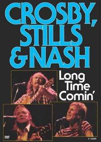 Crosby Stills & Nash - Long Time Comin' (DVD)