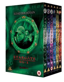 Stargate SG-1: Season 5 (Import DVD)