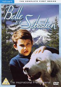 Belle & Sebastien-series 1 (Import DVD)