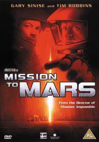 Mission To Mars (Import DVD)