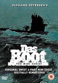 Das Boot Mini-series - (Import DVD)