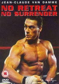 No Retreat No Surrender - (Import DVD)