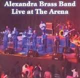 Alexandra Brass Band - Live (CD)