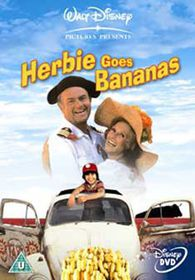 Herbie Goes Bananas (DVD)