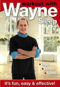 Wayne Sleep-Workout With - (Import DVD)