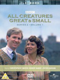 All Creatures Great.Ser.2 Pt.1 - (Import DVD)
