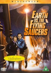 Earth Vs The Flying Saucers (Import DVD)