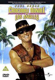 Crocodile Dundee in Los Angeles - (Australian Import DVD)