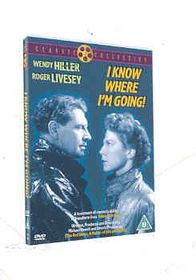 I Know Where I'M Going - (Import DVD)