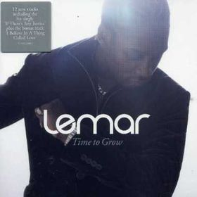 Lemar - Time To Grow (CD)