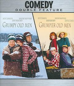 Grumpy Old Men/Grumpier Old Men - (Region A Import Blu-ray Disc)