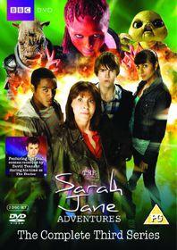 Sarah Jane Adventures - Series 3 - (Import DVD)