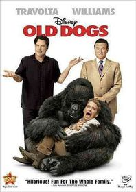Old Dogs - (Region 1 Import DVD)