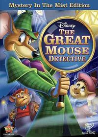 Great Mouse Detective:Mystery in the - (Region 1 Import DVD)
