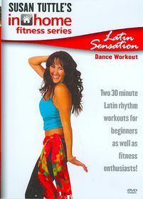 Susan Tuttle's in Home Fitness Series - (Region 1 Import DVD)