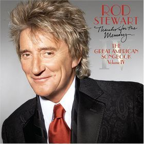 Rod Stewart - Thanks for the Memory: The Great American Songbook Vol. 4 (CD)
