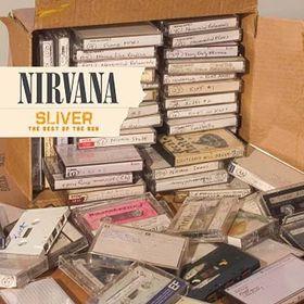 Nirvana - Sliver - Best Of The Box (CD)