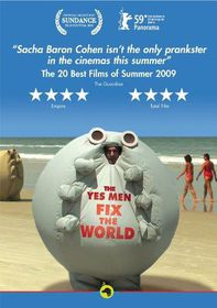 Yes Men Fix The World - (Import DVD)