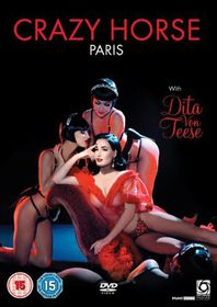 Dita Von Teese At Crazy Horse - (Import DVD)