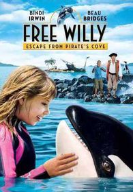 Free Willy 4 : Escape from Pirate's Cove (DVD)