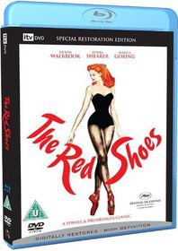 Red Shoes (Restoration Edition) - (Import Blu-ray Disc)