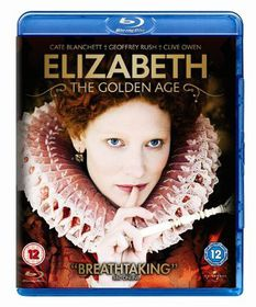 Elizabeth: The Golden Age (2007) - (Import Blu-ray Disc)