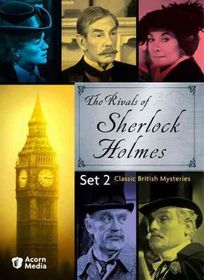 Rivals of Sherlock Holmes Set 2 - (Region 1 Import DVD)