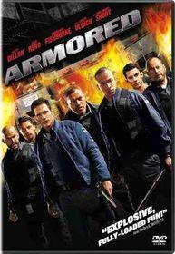 Armored - (Region 1 Import DVD)