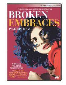 Broken Embraces - (Region 1 Import DVD)