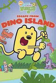 Wow Wow Wubbzy:Escape from Dino Islan - (Region 1 Import DVD)