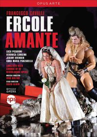 Cavalli / Bolton / Pisaroni / Cangemi / Bonitatibu - Ercole Amante (DVD)