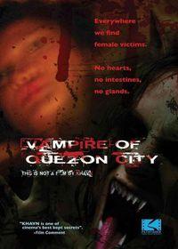 Vampire of Quezon City - (Region 1 Import DVD)
