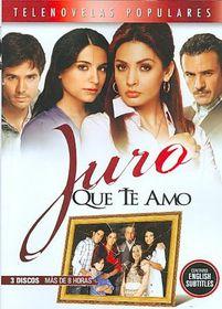 Juro Que Te Amo - (Region 1 Import DVD)